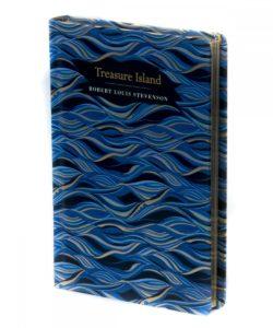 robert louis stevenson treasure island chiltern cover