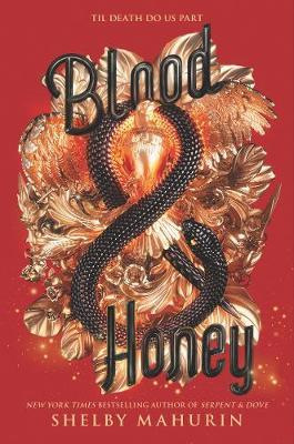 shelby Mahurin Blood Honey