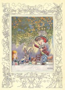 folkard songs from alice int 2