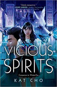 kat cho vicious spirits