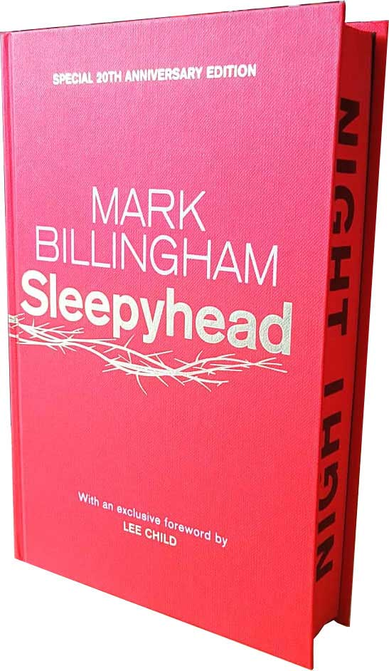 mark billingham 20th ann sleepyhead