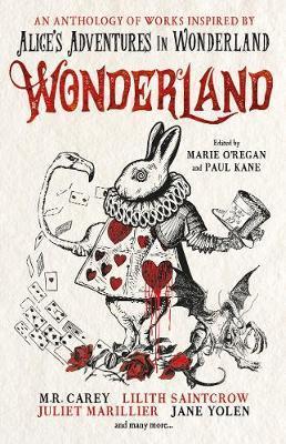 wonderland anthology oregan kane