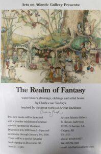 2009 CVS AB AoA Realm of Fantasy poster