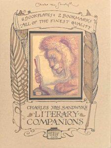 CVS JP Literary Companions Lion