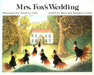 ELC Mrs Foxs Wedding2