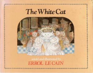 ELC The White Cat cover2