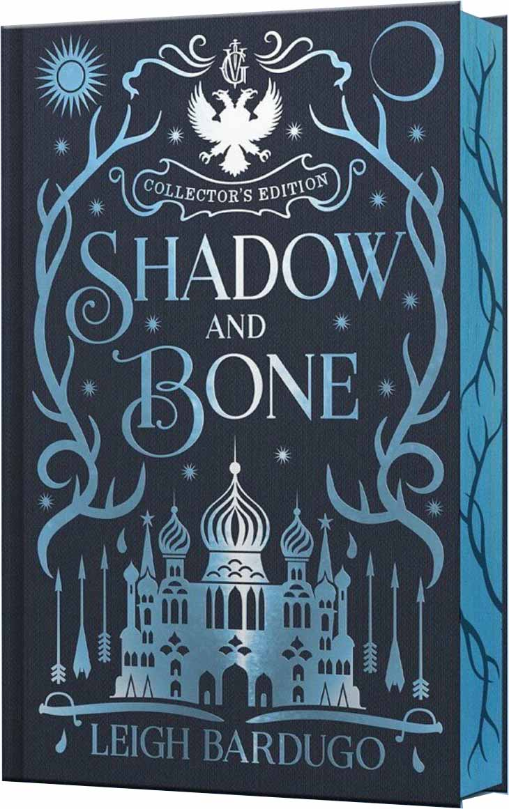 leigh bardugo shadow bone collector fairyloot