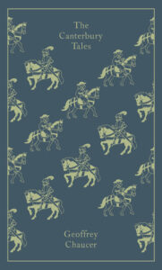penguin clothbound chaucer canterbury tales