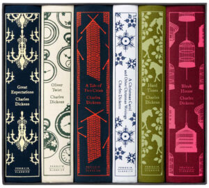 penguin clothbound dickens boxed set