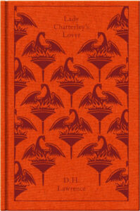 penguin clothbound lawrence lady chatterleys lover
