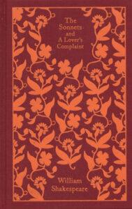 penguin clothbound shakespeare sonnets