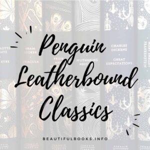 penguin leatherbound classics Square Logo