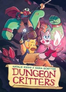 riess dungeon critters