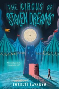 savaryn circus stolen dreams