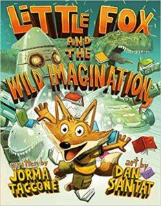 taccone little fox wild imagination