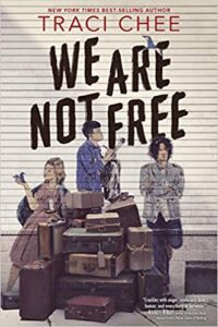 traci chee we are not free