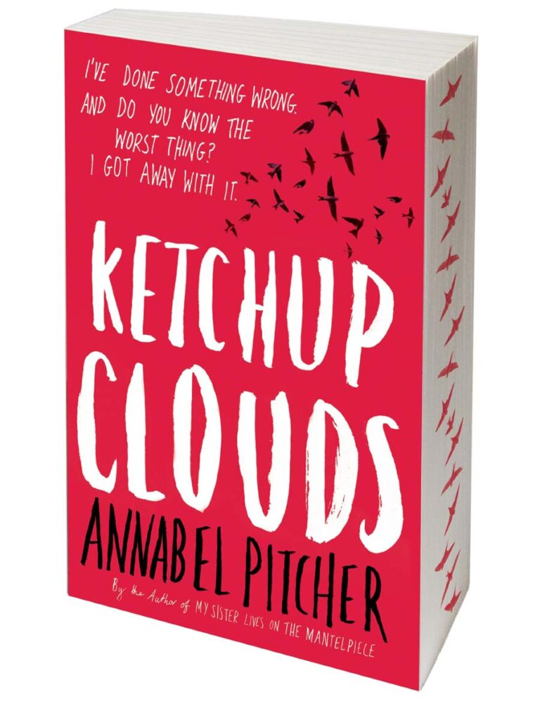 Annabel Pitcher Ketchup Clouds Sprayed sm