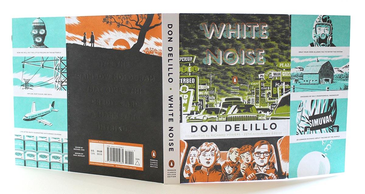 Delillo White Noise Penguin Deluxe cover full