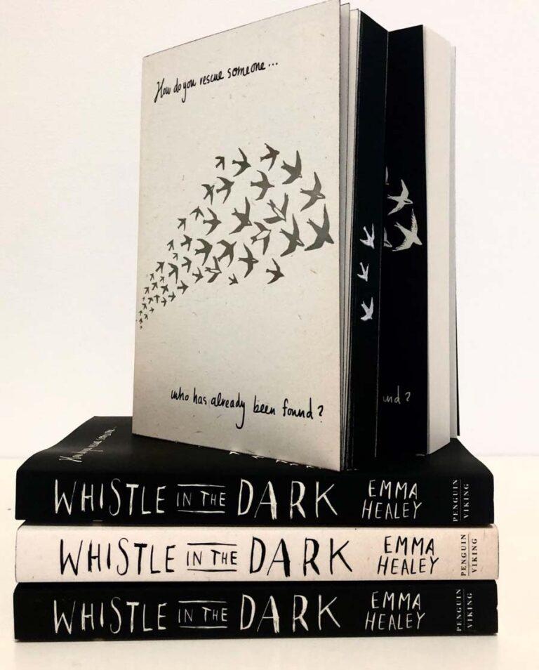 Emma Healey Whistle in the Dark Decorative Sprayed sm