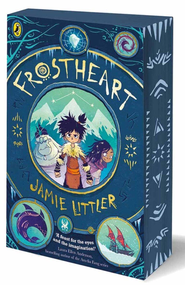 Jamie Littler Frostheart sprayed sm