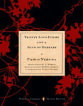 Neruda 20 love poems and a song of despair penguin deluxe cover