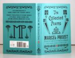 Proust collected poems Penguin Deluxe spine