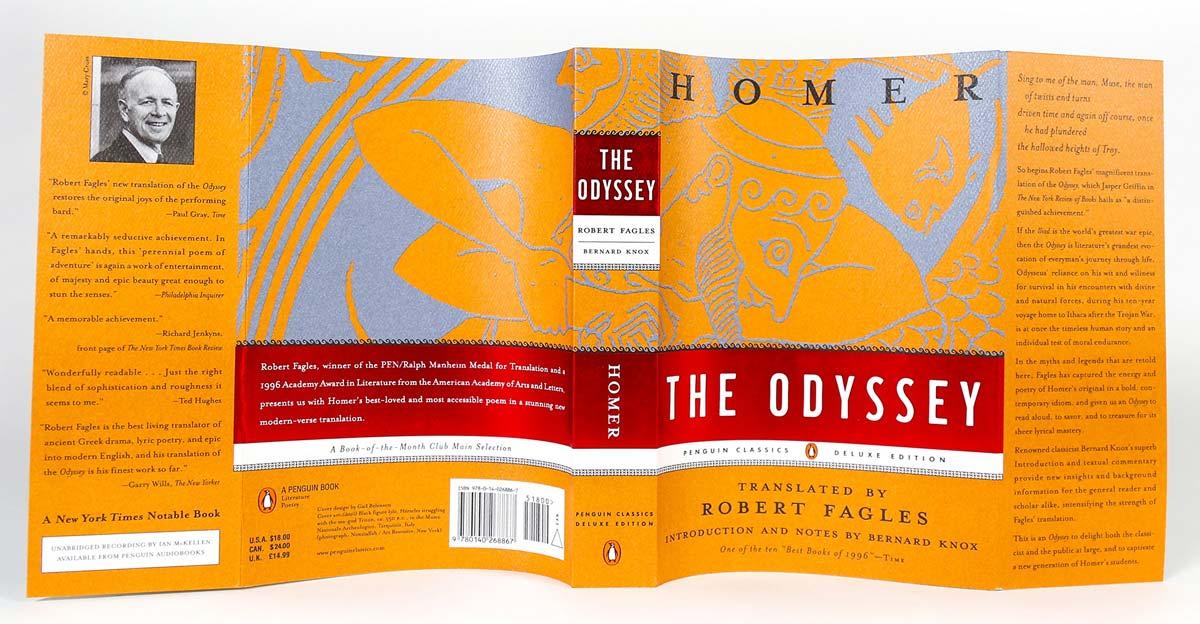 The Odyssey Penguin Deluxe cover full