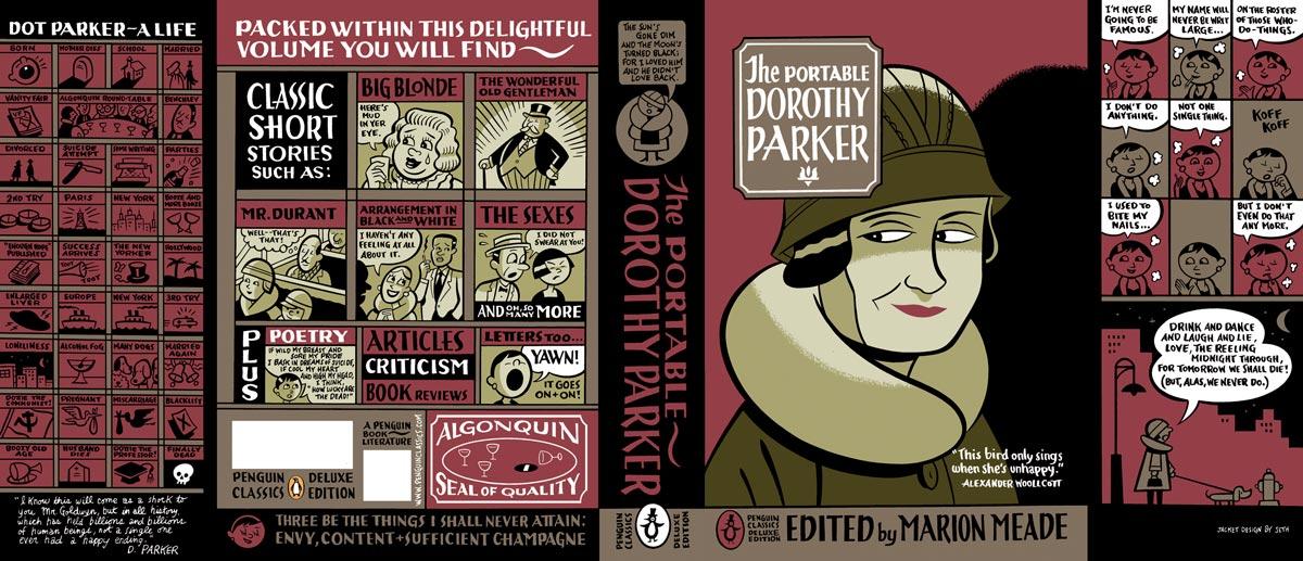 The Portable Dorothy Parker Penguin Deluxe cover full
