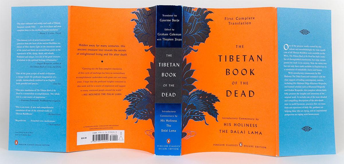 Tibetan Book of the Dead Penguin Deluxe cover full