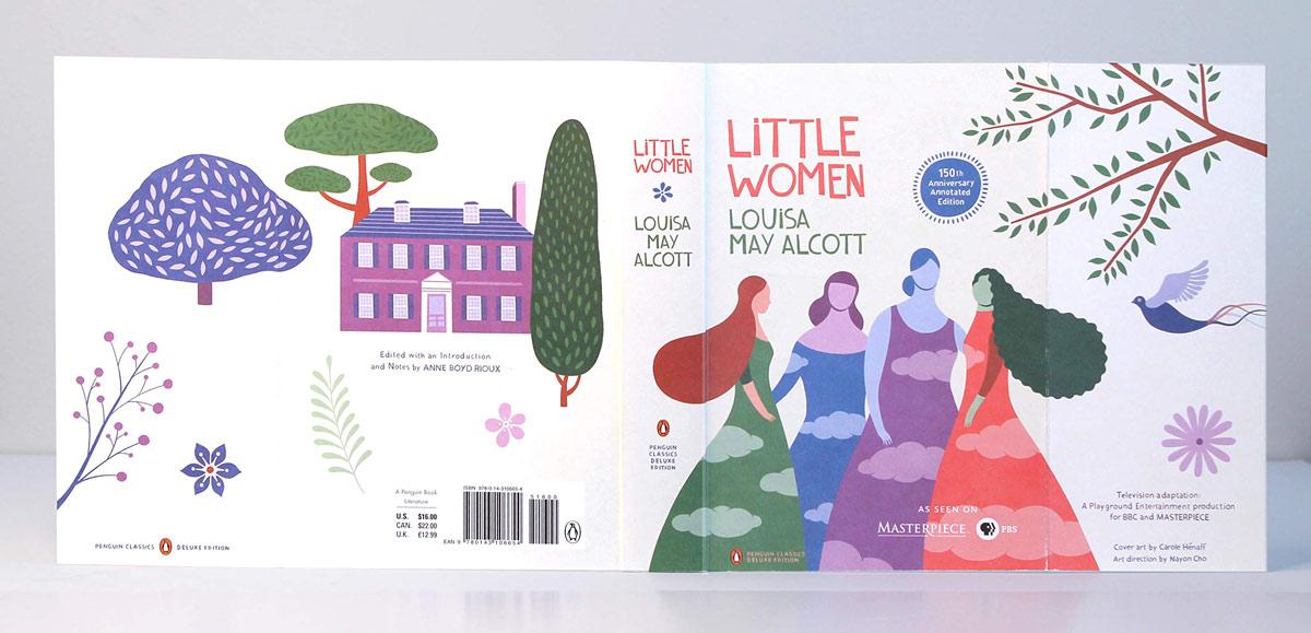 alcott little women penguin deluxe us full