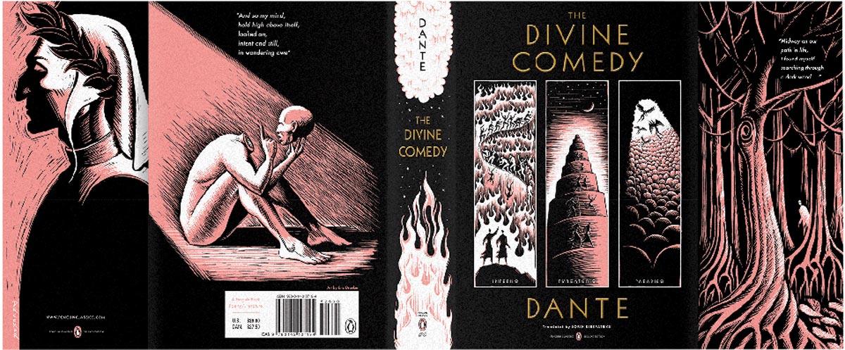 dante divine comedy penguin deluxe full