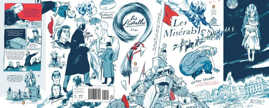 hugo les miserables penguin classics deluxe cover full