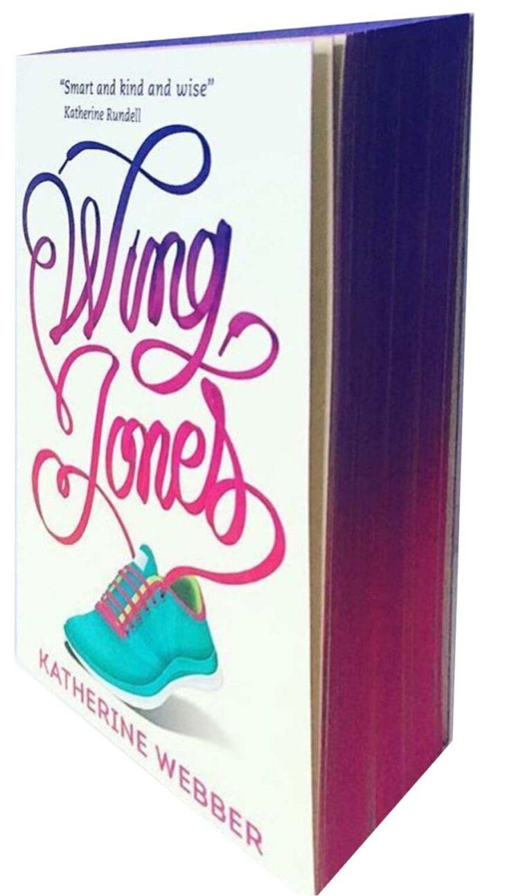 katherine webber wing jones sprayed sm