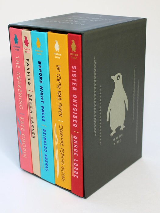 penguin vitae boxed set