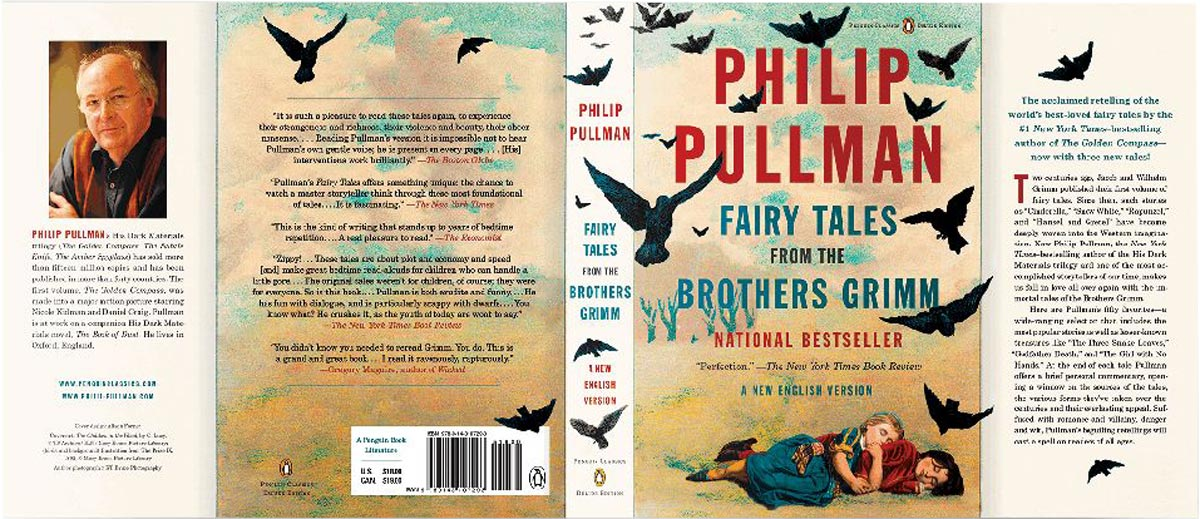 pullman fairy tales brothers grimm penguin deluxe full sm