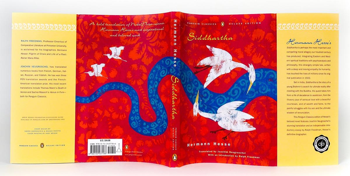 siddhartha penguin deluxe cover full
