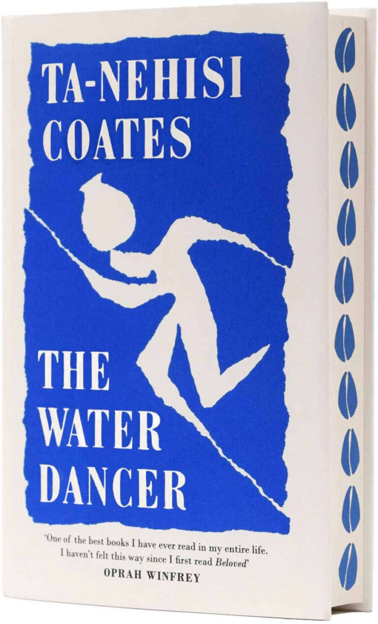 ta nehisi coates the water dancer foyles sprayed sm