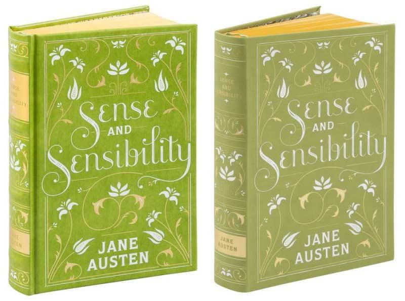 BN signature vs flexibound austen sense sensibility