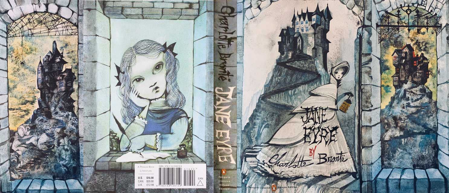 bronte jane eyre penguin deluxe cover comp