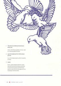 sterling shakespeare romeo juliet doves