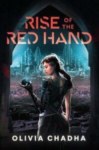 chadra red hand
