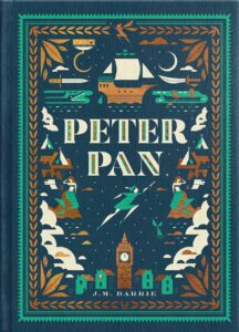 fao barrie peter pan cover