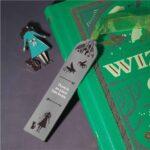 fao baum wizard of oz bookmark sm