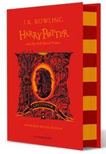 harry potter half blood prince gryffindor