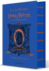 harry potter half blood prince ravenclaw