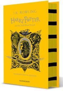 harry potter half blook prince hufflepuff