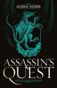 hobb assassins quest illustrated
