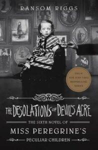 riggs desolations devils acre