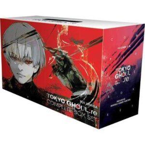 tokyo ghoul re box set