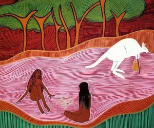 alitji alice dreamtime 1975 illustration
